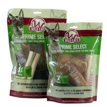 Wild Eats Water Buffalo Prime Select Dog Treat Pack