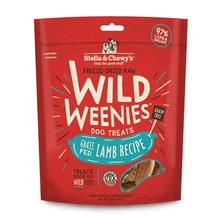 Stella & Chewy's Wild Weenies Freeze-Dried Raw Dog Treats - Lamb