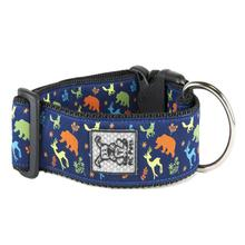 Wilderness Wide Clip Adjustable Dog Collar By RC Pet