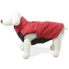 Wind Parka Dog Coat by Gooby - Red