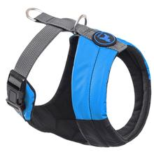 Gooby Wind Parka Dog Harness - Blue