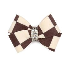 Windsor Nouveau Bow Dog Hair Bow by Susan Lanci