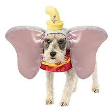Dumbo Headpiece Dog Costume by Rubies