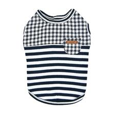 Winona Dog Shirt by Puppia - Navy