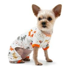 Winter Forest Dog Pajamas by Dogo