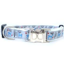 Reindeer Romp Dog Collar by Diva Dog