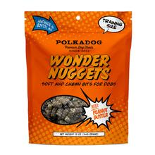 Wonder Nuggets Dog Treats by Polka Dog - Peanut Butter