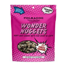 Wonder Nuggets Dog Treats by Polka Dog - Turkey & Cranberry