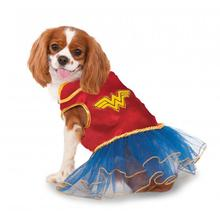 Wonder Woman Tutu Dog Dress