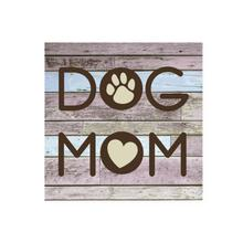 Wood Pallet Magnet by Dog Speak - Dog MOM