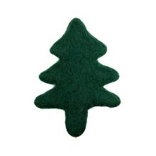 Wooly Wonkz Christmas Tree Cat Toy