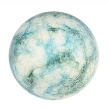Wooly Wonkz Woodland Dog Toy - Aqua Stone Ball