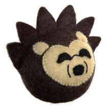 Wooly Wonkz Woodland Dog Toy - Hedgehog