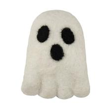 Wooly Wonkz Halloween Cat Toy - Ghost