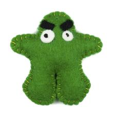 Wooly Wonkz Monsters Cat Toy - Robert