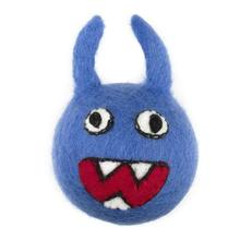 Wooly Wonkz Monsters Dog Toy - Alfred