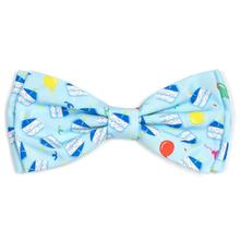 Worthy Dog Birthday Boy Dog and Cat Bow Tie Collar Attachment