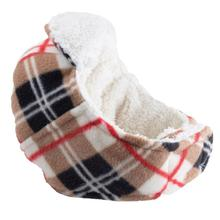 Worthy Dog Aviator Dog Hat - Tan Plaid