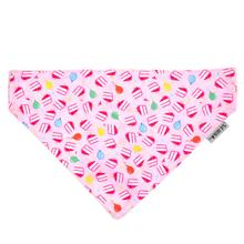 Worthy Dog Birthday Girl Dog and Cat Bandana Collar Attachment