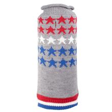 Worthy Dog Stars Dog Sweater