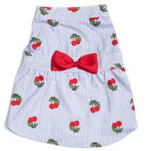 Worthy Dog Cherries Dog Dress