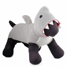 Worthy Dog Jimmy the Shark Dog Hoodie