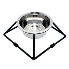 Worthy Dog M-Series Single Bowl Dog Stand