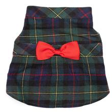 Worthy Dog Macleod Tartan Flannel Dog Dress