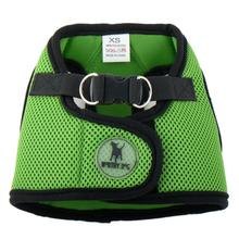 Worthy Dog Sidekick Dog Harness - Lime Green