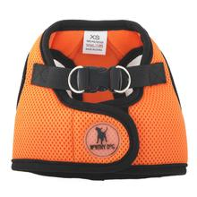 Worthy Dog Sidekick Dog Harness - Orange