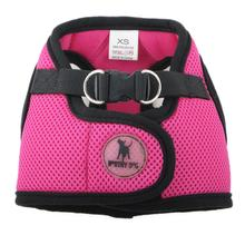 Worthy Dog Sidekick Dog Harness - Pink