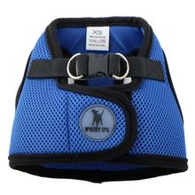 Worthy Dog Sidekick Dog Harness - Royal Blue