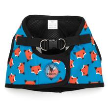 Worthy Dog Sidekick Foxy Printed Dog Harness
