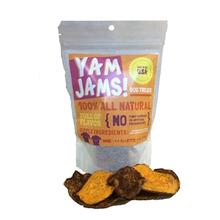 Yam Jams Sweet Potato and Liver Dog Treats