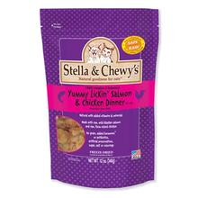 Yummy Lickin' Salmon & Chicken Dinner Cat Treat - Freeze Dried