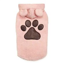 Zack and Zoey Elements Cuddle Bear Dog Jacket - Pink
