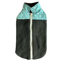 Zack & Zoey Everyday Nylon and Fleece Dog Vest
