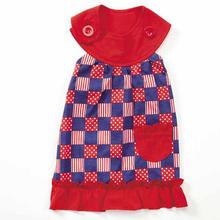 Patriotic Pooch Patchwork SPF40 Dog Dress