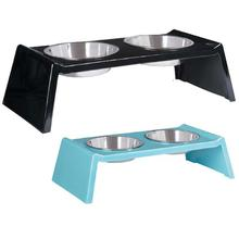 Retro Raised Melamine Dog Diner