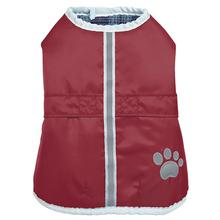 Zack and Zoey ThermaPet Nor'Easter Dog Coat - Burgundy
