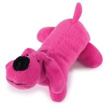 Zanies Neon Lil' Yelpers Dog Toy - Hot Pink