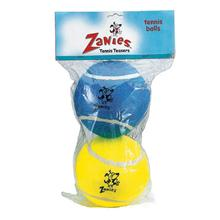 Zanies Tennis Balls 2 Pack for Large Dogs