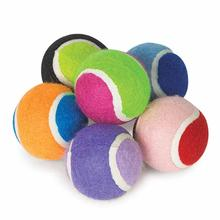 Zanies Tennis Minis Dog Toy