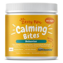 Zesty Paws Calming Bites Cat Soft Chew - Salmon