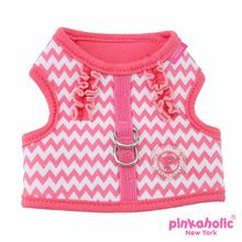 Ziggy Dog Harness by Pinkaholic - Pink