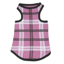 Ziggy Dog Tank - Pink