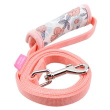 Zinnia Dog Leash by Pinkaholic - Ivory