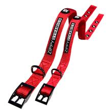 Zippy Dynamics Nylon Dog Collar - Red