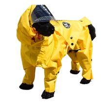 Zippy Dynamics Rainy Full-Body Dog Rainsuit