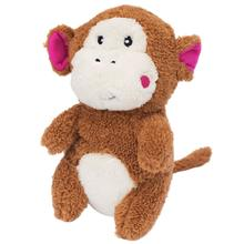 ZippyPaws Cheeky Chumz Dog Toy - Monkey
